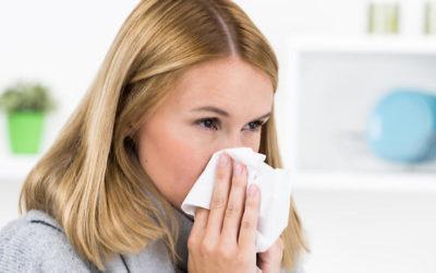 Was ist eine akute Sinusitis?