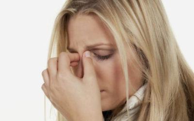So erkennen Sie eine chronische Sinusitis